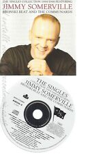 CD--JIMMY SOMERVILLE -- --- GREATEST HITS --THE SINGLES COLLECTION