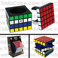 Rubik's Cube Safe 5x5x5 Black Look Alike Puzzle Novelty Gift Toy - US SELLER -