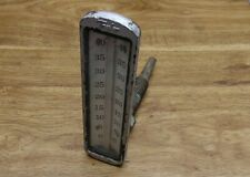 New listing Vntg Heavy Duty Taylor Binoc Temperature,Pressure Gauge?,Steam Punk,Heavy Item