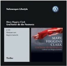Hörbuch UND HINTER DIR DIE FINSTERNIS von Mary Higgins Clark - 6 CDs - NEU & OVP