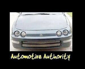 CHROME MESH GRILLE GRILL KIT For ACURA INTEGRA 94 95 96 97 1994 1995 1996 1997