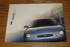 Original 1999 Ford Taurus Sales Brochure 99