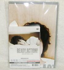 Kim Hyun Joong In Spain Ready Action Taiwan Ltd 2-DVD+folder (ClearFile) SS501