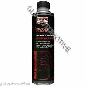 Trattamento motore usare prima del cambio olio Arexons Motor Clean 500ml