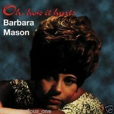 "BARBARA MASON~""OH, HOW IT HURTS""~""WHITE *PROMO*~""NM""~ORIGINAL ARTIC~45!!!"