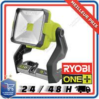 RYOBI One Plus + Eclairage Projecteur Lumière R18ALW-0 25W LED Chantier Travaux