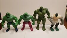 Incredible Hulk Prototypes Pre-production Action Figures MARVEL UNIVERSE 3.75