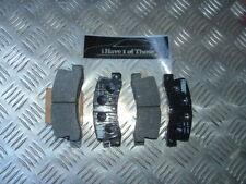TOYOTA COROLLA 1.6 REAR BRAKE PADS 1983 - 1992 FDB848