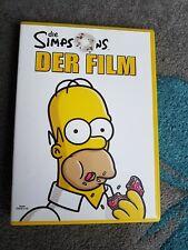 Die Simpsons der Film DVD