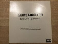 1st Pressing Censored Cover 'Ritual' by Jane's Addiction. 1990 US Near Mint copy