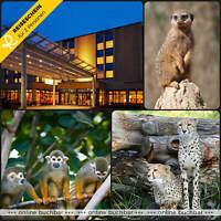 Kurzurlaub Leipzig 3 Tage 2 Personen H4 Hotel & 2 Eintrittskarten Zoo Leipzig