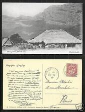 Port Louis Tranquebar Mauritius Maurice stamp 1913