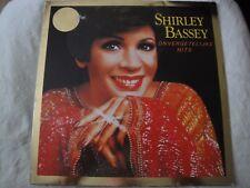 SHIRLEY BASSEY ONVERGETELIJKE HITS VINYL LP LIBERTY RECORDS MADE IN HOLLAND EX