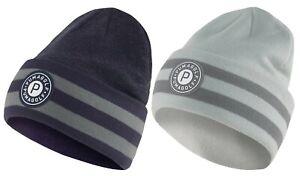 Puma Golf P Circle Patch Winter Beanie Hat - RRP£25