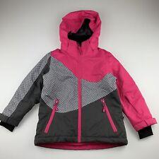 Girls size 4, Crane, Snow Extreme ski / snow jacket, detachable hood, EUC