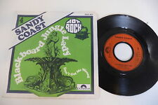 SANDY COAST 45T BLACKBOARD JUNGLE LADY/ DON'T GET ME WRONG. FRENCH PROMO STAMP.