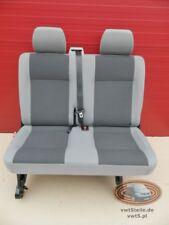 VW T5 Sitzbank Austin Grau Sitz Sitze 2er Bus 2. Sitzreihe