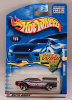 Hot Wheels 67 Camaro Blue 2002 Hot Wheels Racing MOMC (85)