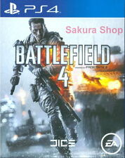 New Sony PS4 Games Battlefield 4 Hong Kong Version English Voice and Subtitle