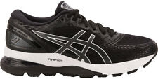 Asics Gel Nimbus 21 Womens Running Shoes - Black