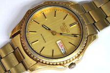 Seiko 7S26-3120 automatic watch for parts/restore - Serial nr. 041099