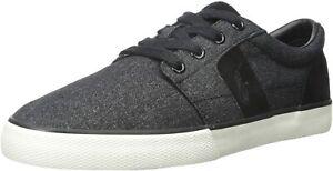 Polo Ralph Lauren Men's Halmore Nylon Fashion Sneaker Shoes Size: 9.5