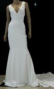 Abito da Sposa Pronovias Aquila Wedding Dress Bridal  Matrimonio Taglia 44 IT