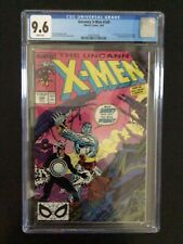 CGC 9.6 Uncanny X-Men 248 White Pages - Free Shipping