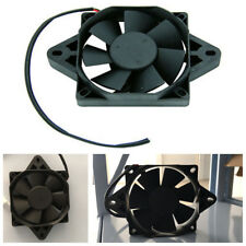 Universal ATV Dirt Bike Motorcycle 12V Oil Cooler Electric Radiator Cooling Fan