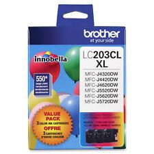 Brother LC2033PKS Genuine Innobella High Yield Ink Cartridges Inkjet- High Yield