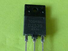 TOSHIBA 2SD2539/D2539