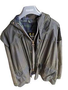Barbour Wachsjacke Durham wax jacket  C44 / 112CM