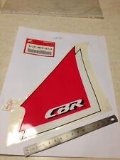 Honda Aufkleber CBR600 CBR 600 64241-MV9-660ZA original