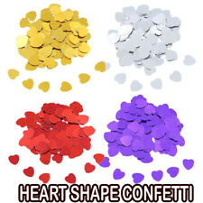 Wedding Table Confetti - Personalised for Engagement Anniversary Valentine ..