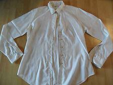 CALIBAN rue de Mathieu Edition klassische Bluse weiß Gr. 46 ( 40 ) TOP BSu216