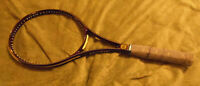 Unstrung & Unused Wimbledon Eclipse Tennis Racquet Professional 88 4 5/8 W/ Case