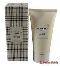 Burberry Brit by Burberry Energizing Body Wash 5oz/150ml New In Box