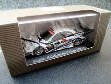 1/43 Mercedes-Benz C-Klasse DTM`06 #3 Jamie Green MINICHAMPS HANDSIGNIERT MB-BOX