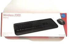 Microsoft Wireless 2000 Desktop Keyboard Only