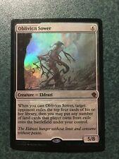 Oblivion Sower FOIL - MTG NM Condition Card - Zendikar vs Eldrazi Duel Deck