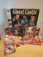 Ghost Castle Board Game MB 1985 Vintage Classic Retro Collectible COMPLETE RARE