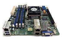 Supermicro X10SDV-4C-TLN2F Xeon D-1521 PCIe x16 10Gbe m.2 IPMI ITX DDR4 Server