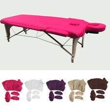 Acupuncture Massage Table Bed Fitted Pad Face Cradle Hand Pillowcase