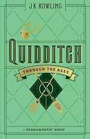 Quidditch Through the Ages (Harry Potter) by Whisp, Kennilworthy, Good Used Book