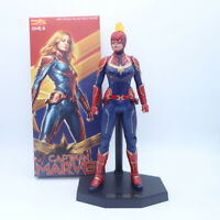 NEW CAPTAIN MARVEL CRAZY TOYS 1/6TH SCALE COLLECTIBLE PVC FIGURE STATUE DOLL SET