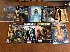 THE AUTHORITY (V1 8, 19-22 & V2 13, 14) & Stormwatch (V1 26 & V3 26) Lot of 9!