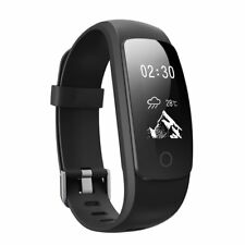 NEW Heart Rate Monitor Smart Bracelet Fitness Tracker Activity Wristband Watch