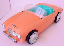 """1962 Irwin 18"""" Barbie Austin Healy Sports Car for Vintage Dolls!"""