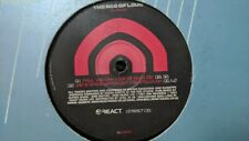 """The Age Of Love  Remixes Paul Van Dyk/ Jam and Spoon   12"""" React records Rare"""