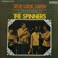 The Spinners-Stop Look Listen Vinyl LP.1969 Contour 6870 529.The Fox/Mandy+